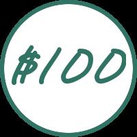 Donate 100$