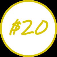 Donate 20$